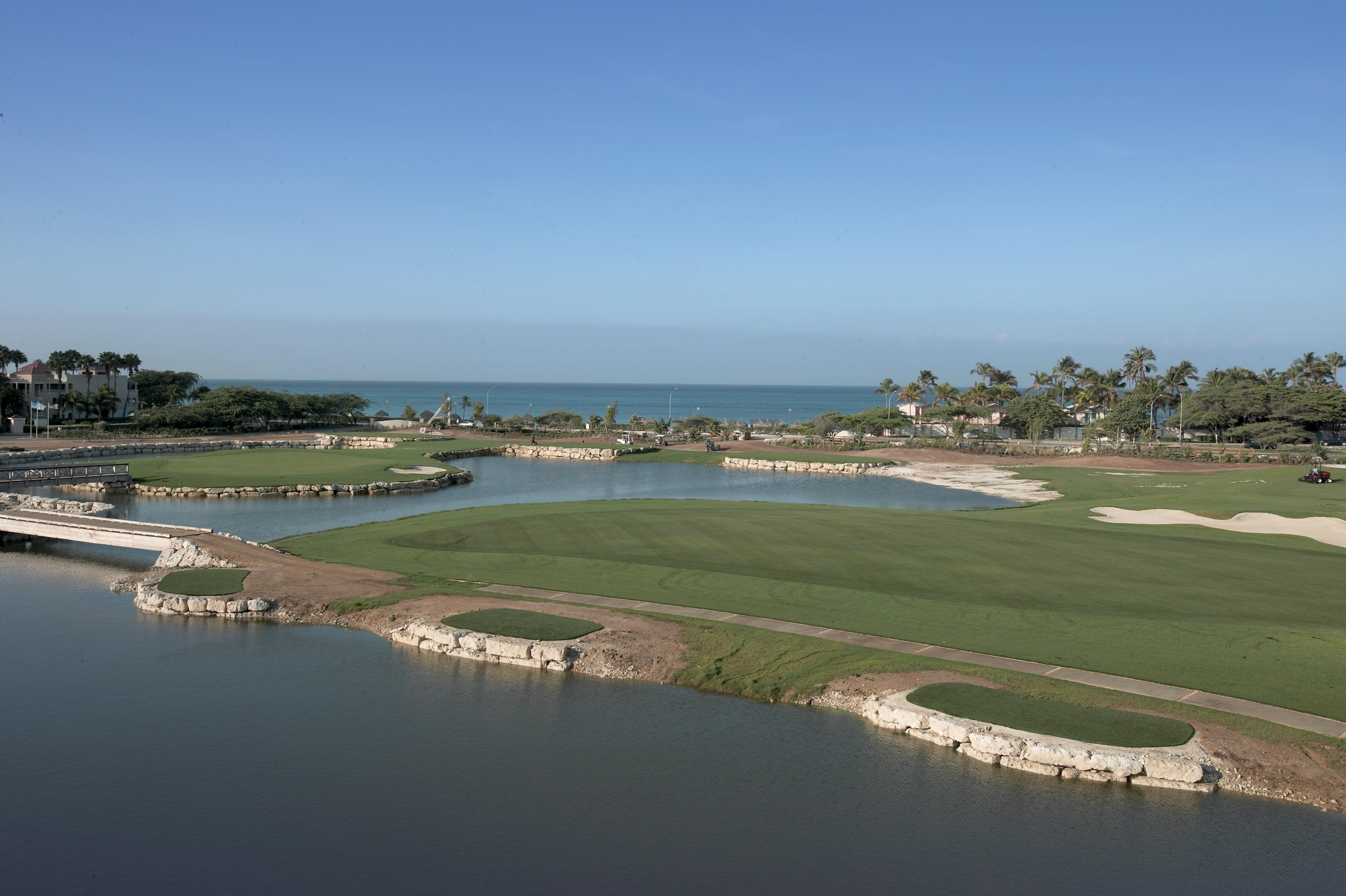 Course review the links at divi aruba golf course aruba - Divi golf and beach aruba ...