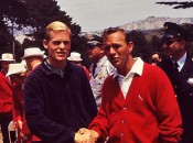 "A ""young"" Johnny Miller and Arnold Palmer both played ""in the zone"" without trying to be ""mentally tough"" according to Jack Nicklaus."
