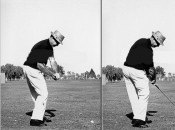 Sam Snead's swing was smooth, slow, yet powerful.