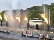 Branson Landing -  Fountains
