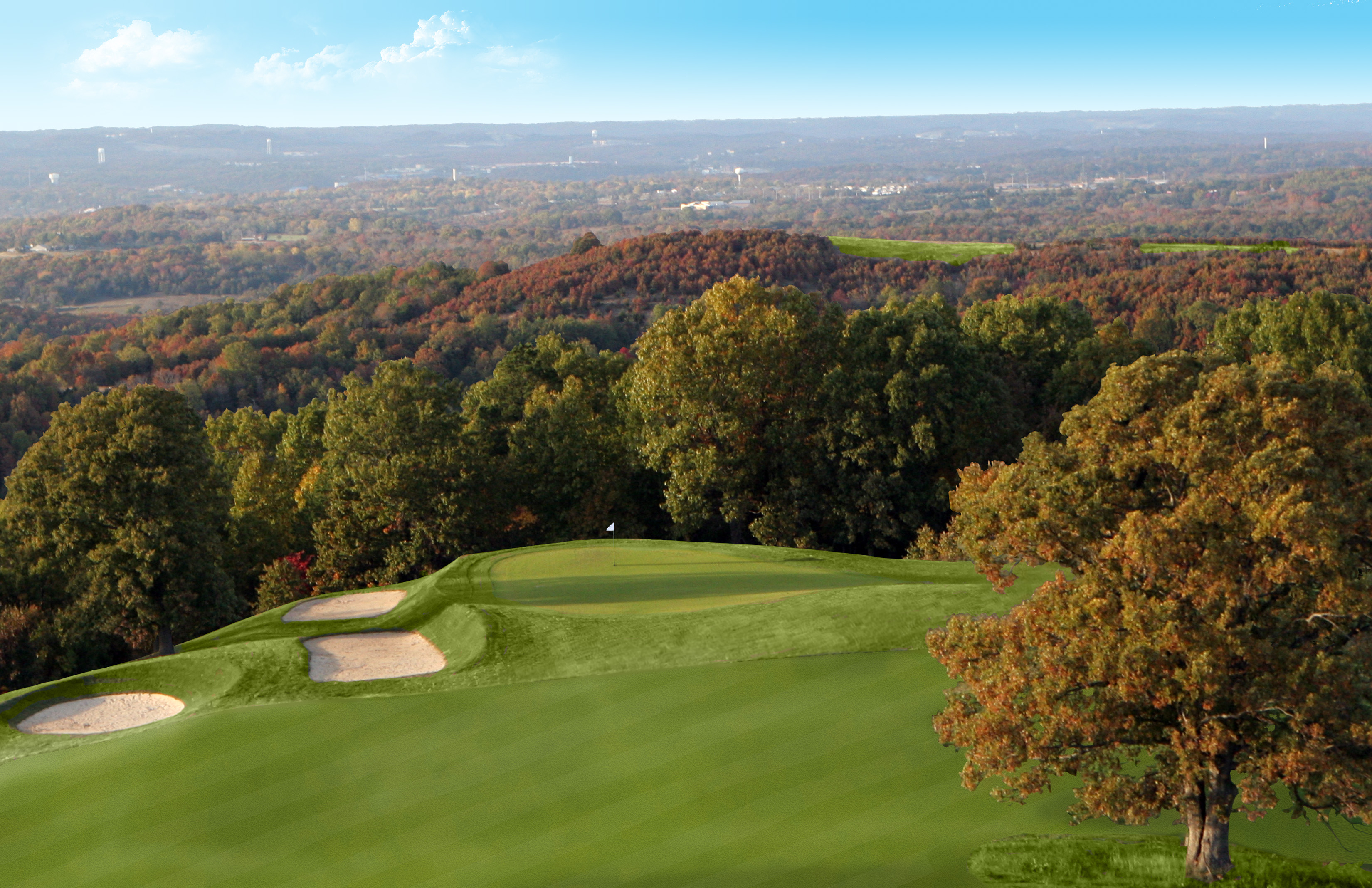 Golf Course Review Murder Rock Golf Amp Country Club