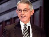 The Hill School's Headmaster David Dougherty