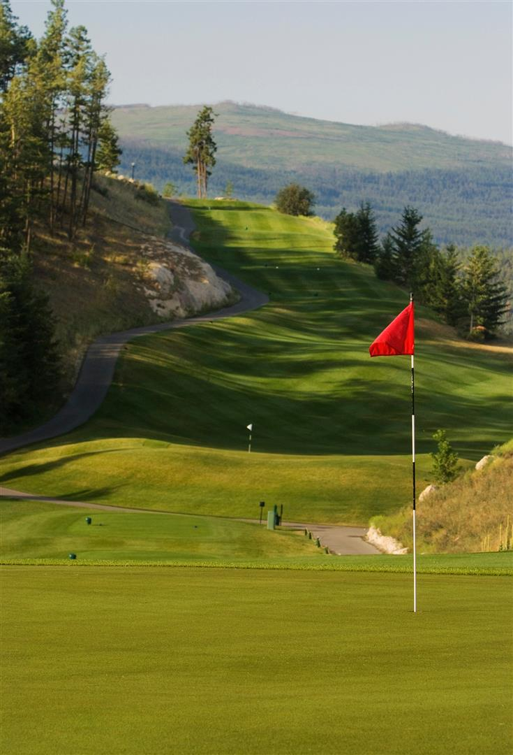 Golf Course Clubhouse Interior Design Ideas: Golf Course Review: Black Mountain Golf Club, Kelowna