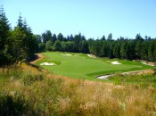 Salish Cliffs 15th Hole 07.2011