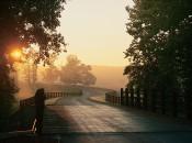 FarmLinks Entrance - Bridge