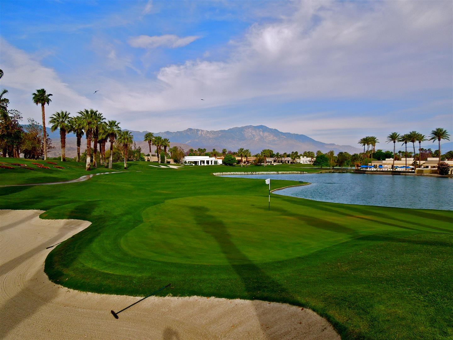 Palm Springs Golf Resort And Spa