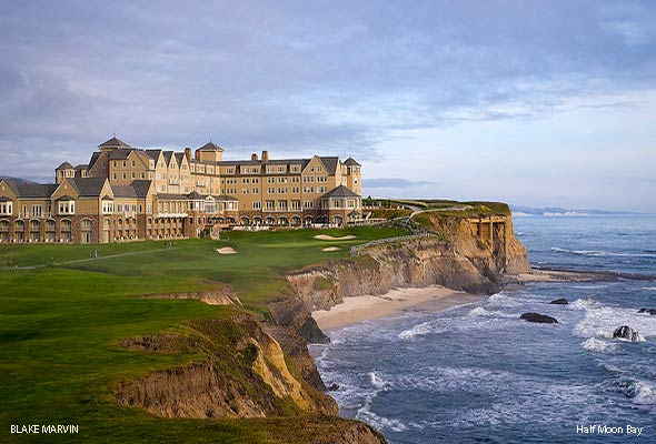 Golf Course Review Half Moon Bay Resort The Old California