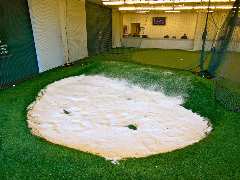Indoor Golf Phoenix #25: Soudure Design
