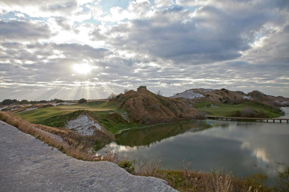 Golfing Gold Uncovered At Florida S Streamsong Resort Spa