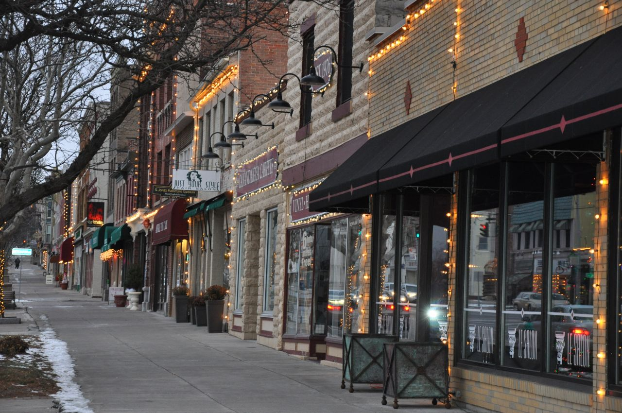 Canandaigua Downtown