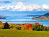 Scenic Canandaigua Lake