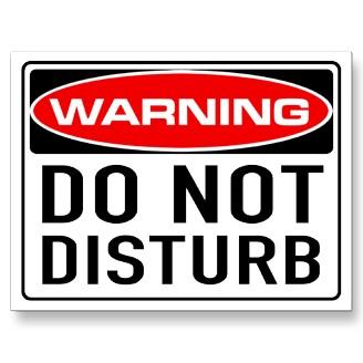 do-not-disturb