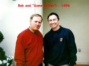 One of the author's Bob Fagan's several conversations with golfer Jack Nicklaus.