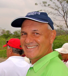 Mark Siegel of GolfAsian