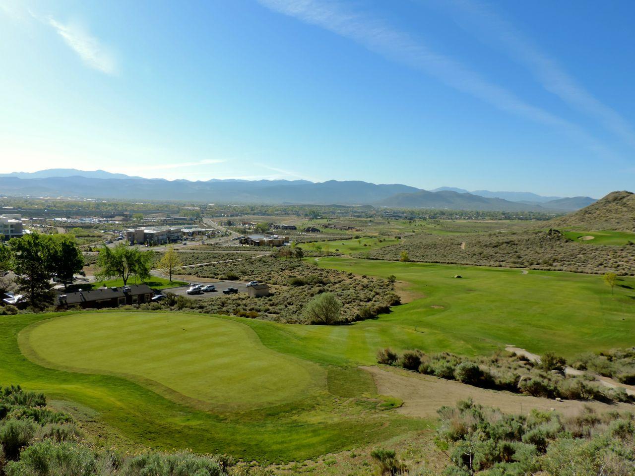 carson golf silver oak course nv valley