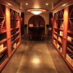 The Cellar features a vast collection and utter privacy to enjoy wine.