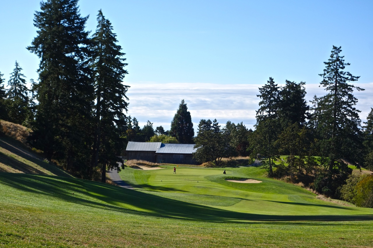 victoria u0027s highland pacific golf club surprised me big time