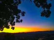 Sunset Over Rossmoor