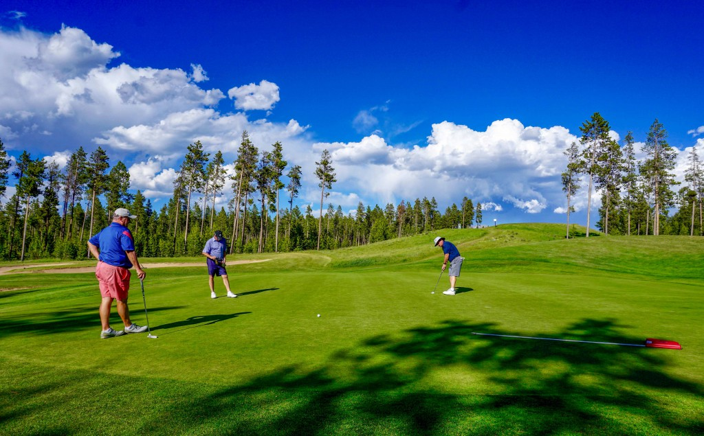 Grand County golfers