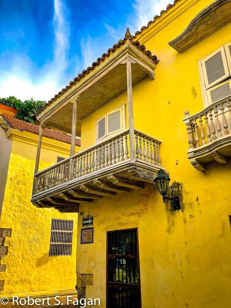 Cartagena Streets2