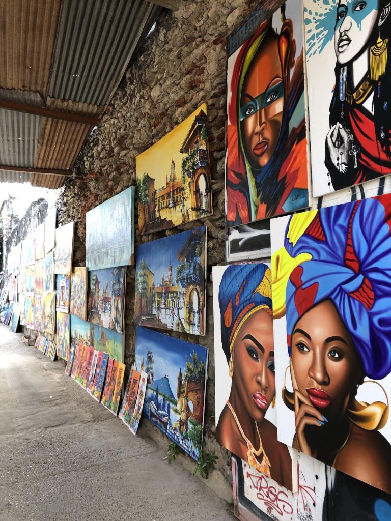 Cartagena art web