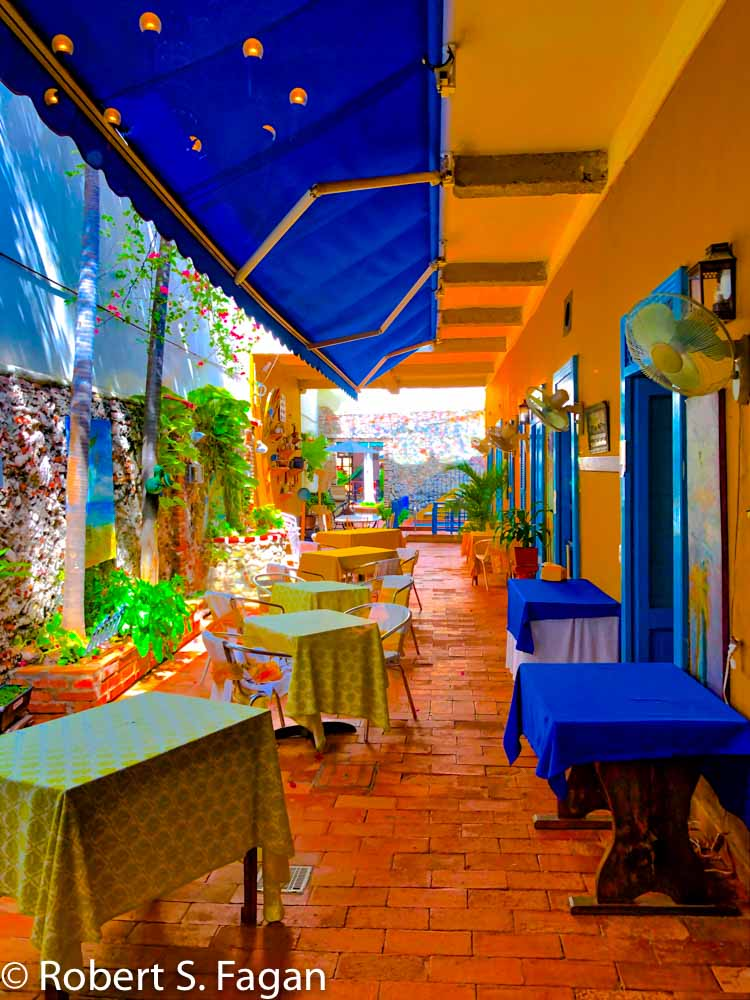 Cartagena restaurant