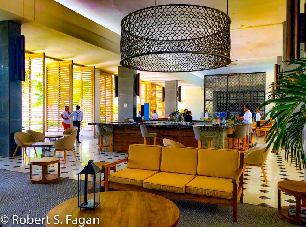 Conrad Cartagena Bar
