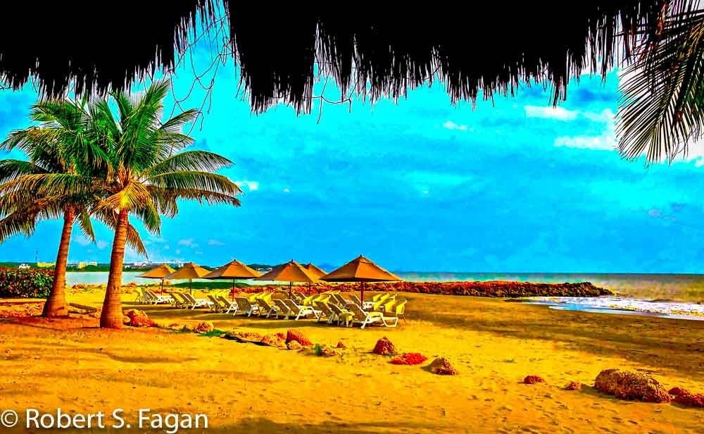 Conrad Cartagena Beach Club mod 2
