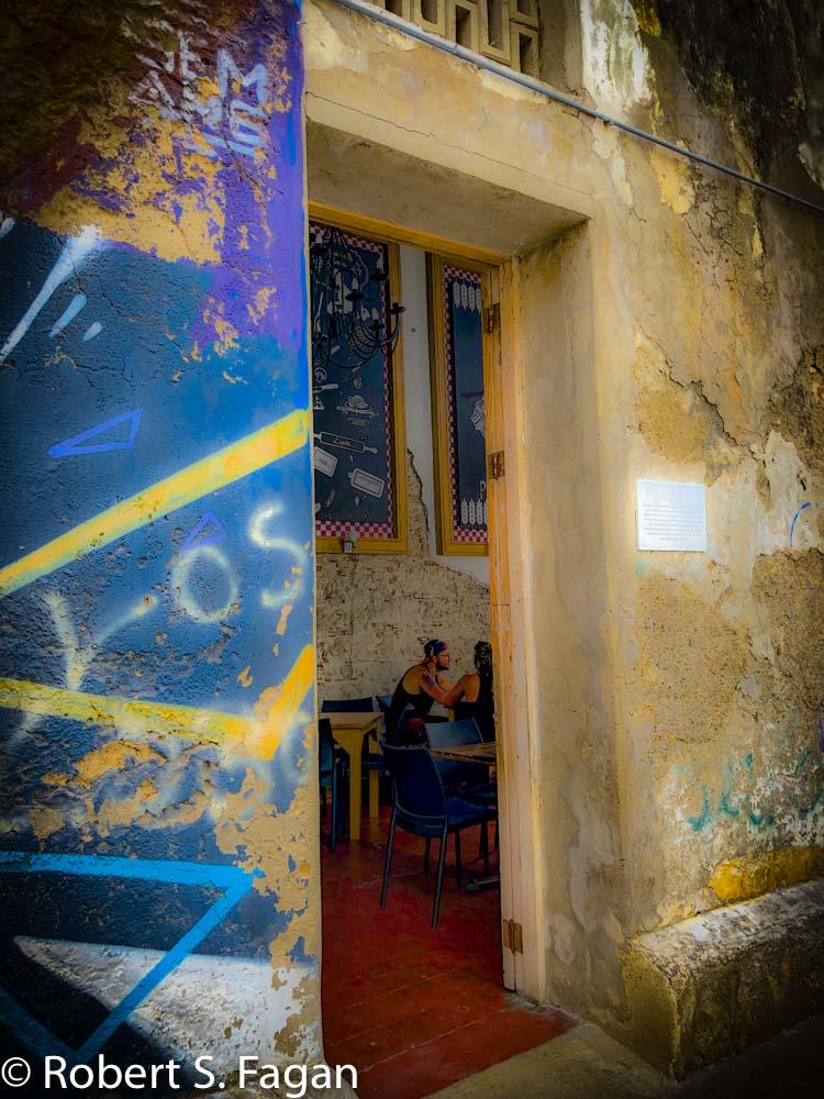 Getesami Doorway