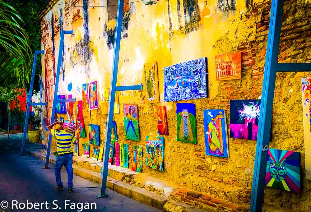Getsemani Wall Art