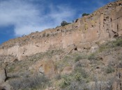 The Puye Cliff Dwellings
