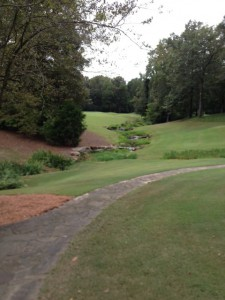 Par 3, No. 7 at Old Waverly