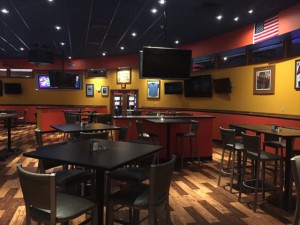 Island Resort & Casino's New Sports Bar