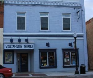 The Williamston Theatre in Michigan