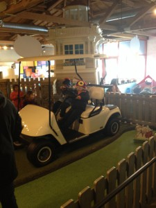 "'Go-Fore Golf"" Gallery at  My Museum"