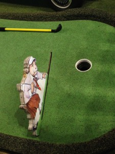 Kids can experience golf first-hand at Monterey's MY Museum.