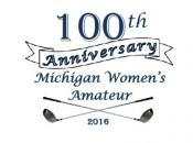 100th  logo
