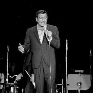 Tony Bennett opening at Circus Maximus on Aug. 26, 1966