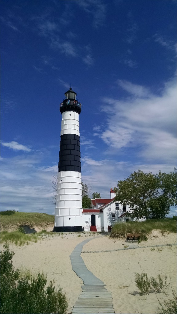 Big Sable Point Lighthouse (Photo by Paul Bairley)