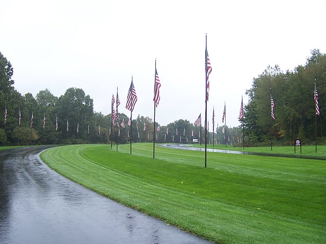 Fort Custer National Cemetary