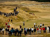 Brown was the new green at Chambers Bay for the U.S. Amateur