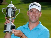In spite of winning the BMW Nationwide event in May, Hicks needed to play well the last two events to earn his card