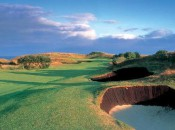The European Club: the natural flowing landscape of a genuine links course