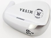 C-Grind wedges are available in 55, 57 and 59 degree lofts