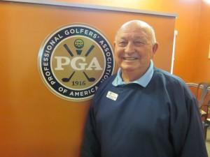Charlie Sorrell, Master PGA Professional