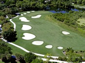 The Creekside course at Bonita Bay