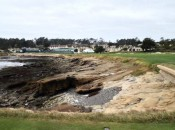 Pebble Beach will be the venue for the third and fourth round