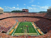 Iconic Neyland Stadium