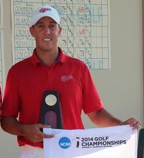 Individual NCAA champion: Tim Crouch