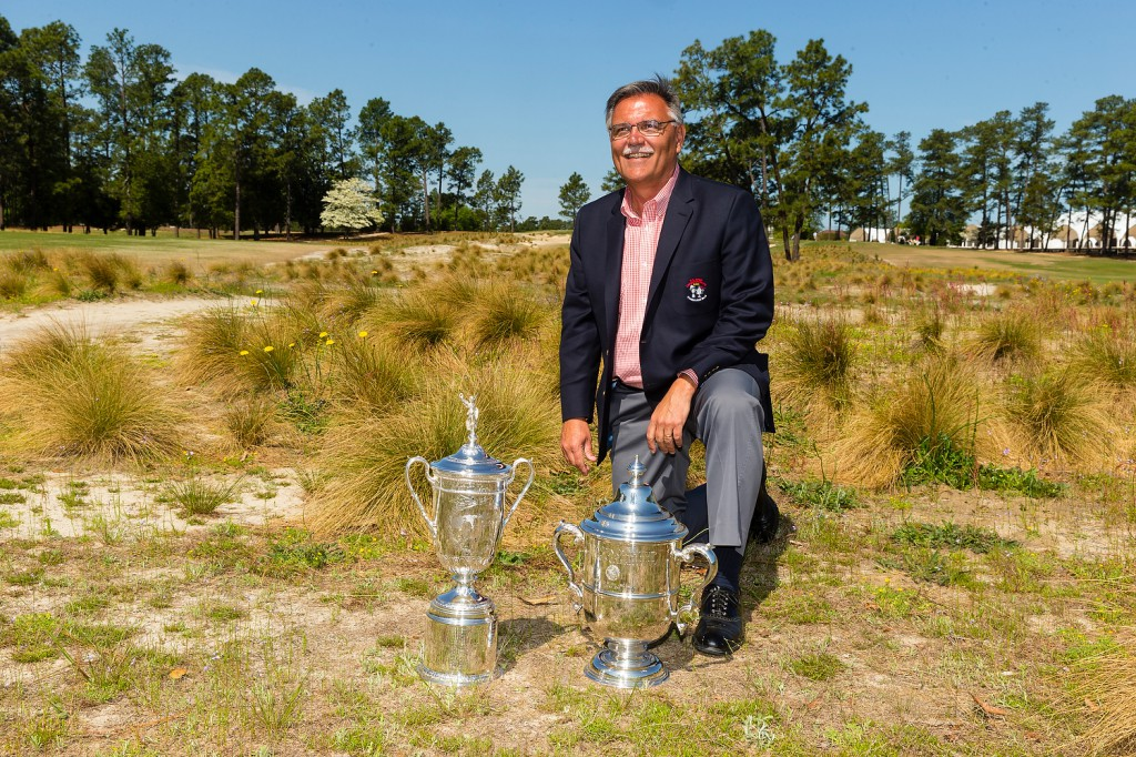 Bob Farren: Pinehurst's man in motion